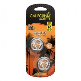 California Scents Mini Diffuser Monterey Vanilla