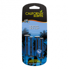 California Scents Vent Sticks New Car